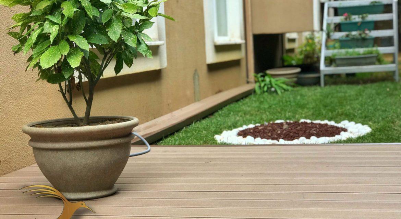 Bahçe Zemin Kaplama